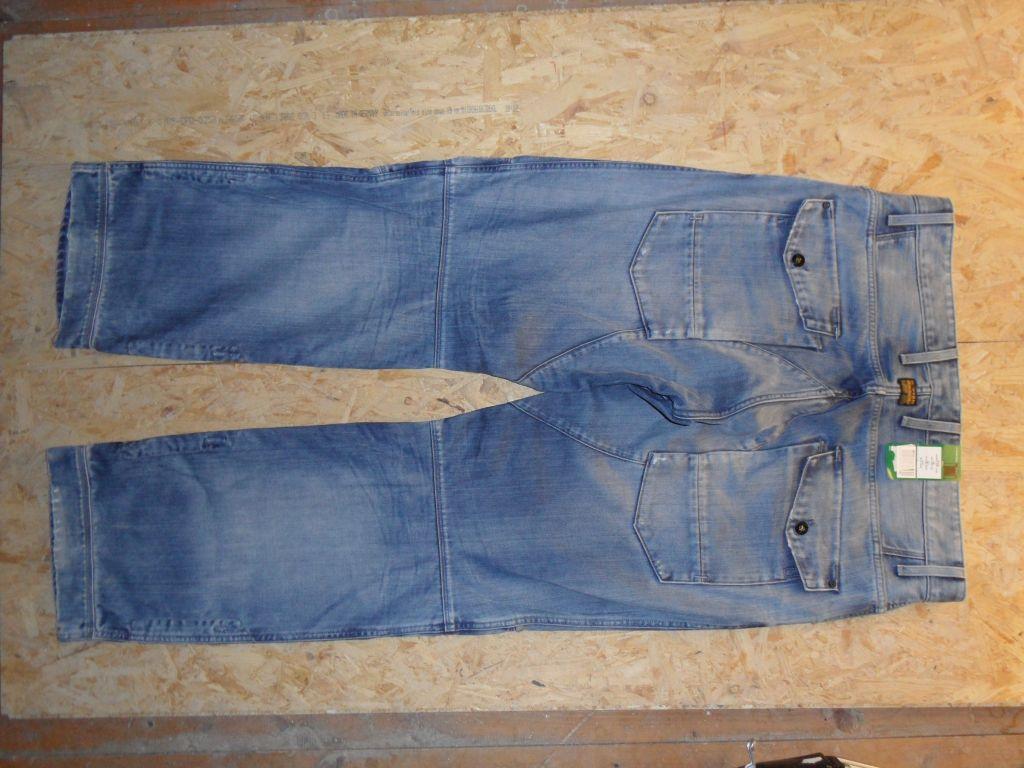 details zu g star raw 3301 loose fit jeans herren hose. Black Bedroom Furniture Sets. Home Design Ideas